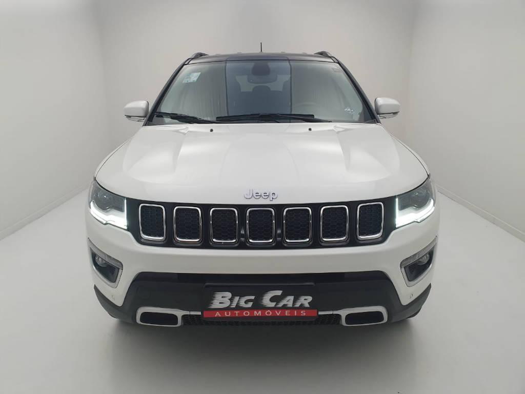 Foto numero 5 do veiculo Jeep Compass Limited - Branca - 2019/2020