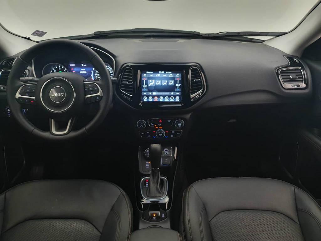 Foto numero 6 do veiculo Jeep Compass Limited - Branca - 2019/2020