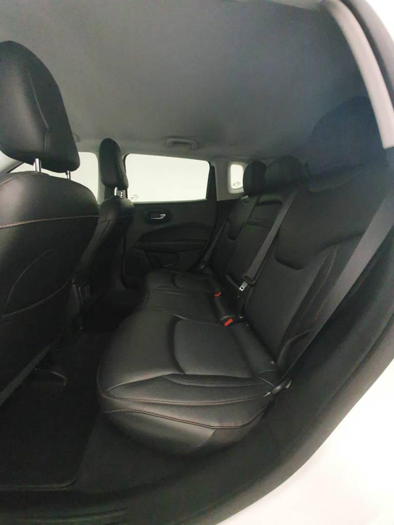 Foto numero 12 do veiculo Jeep Compass Limited - Branca - 2019/2020