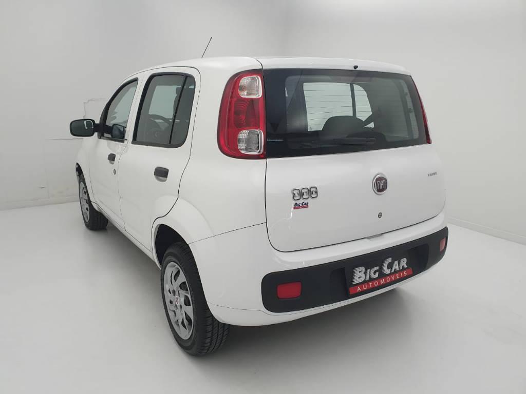 Foto numero 2 do veiculo Fiat Uno VIVACE - Branca - 2012/2013