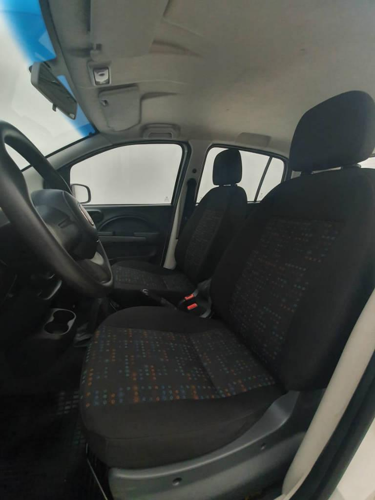 Foto numero 10 do veiculo Fiat Uno VIVACE - Branca - 2012/2013