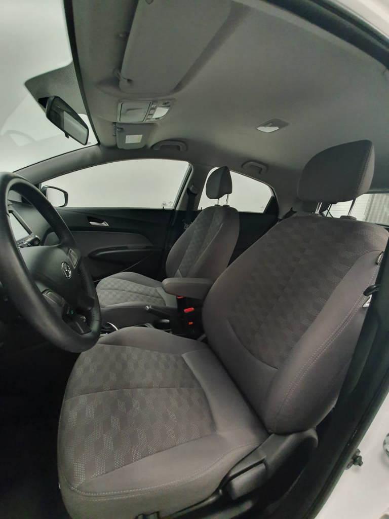 Foto numero 10 do veiculo Hyundai HB20 1.6A PREM - Branca - 2017/2018