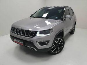 Foto numero 0 do veiculo Jeep Compass Limited - Prata - 2019/2020