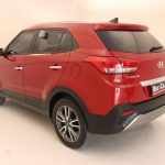 Foto numero 4 do veiculo Hyundai Creta Prestige 2.0 16V Flex Aut - Vermelha - 2018/2019