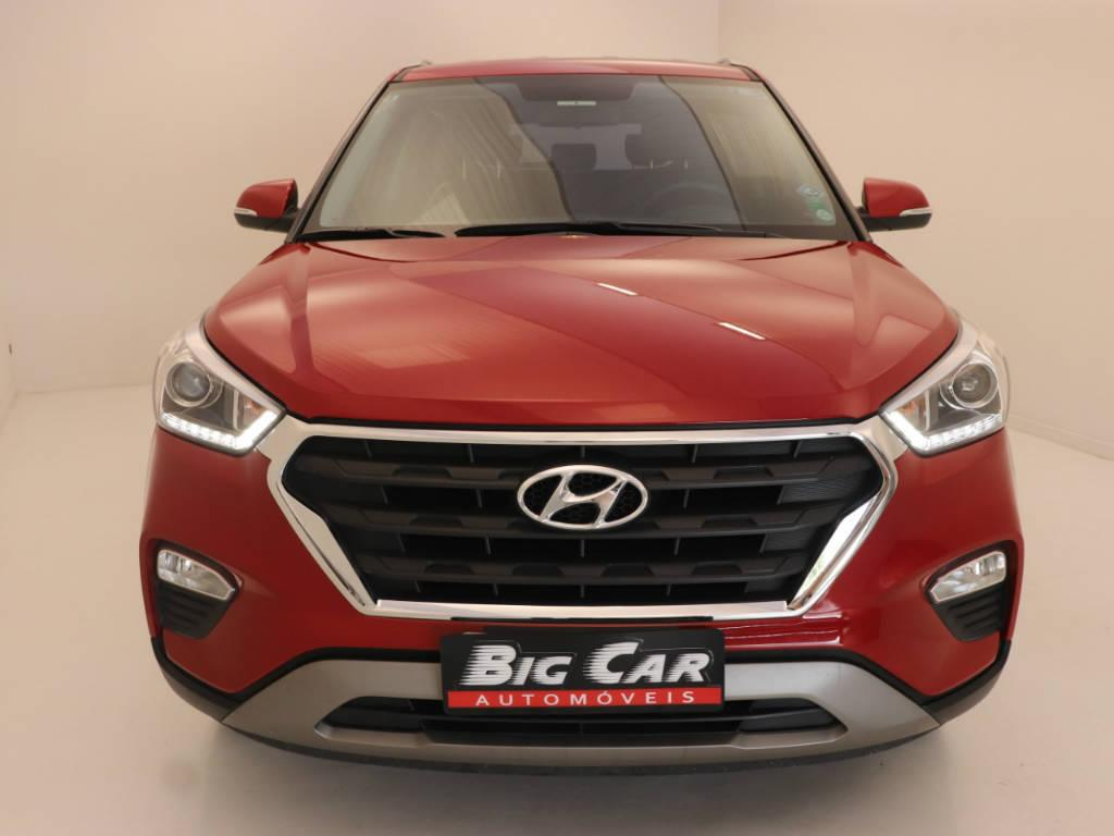 Foto numero 5 do veiculo Hyundai Creta Prestige 2.0 16V Flex Aut - Vermelha - 2018/2019