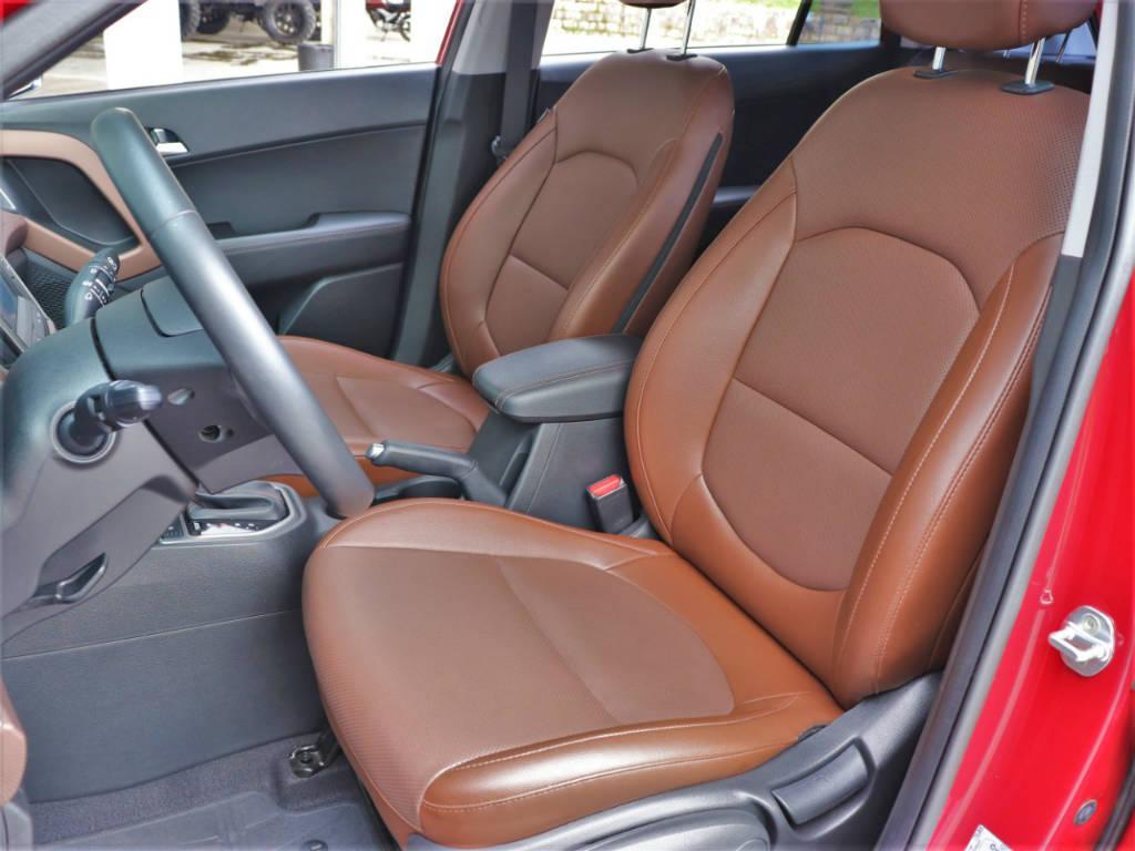 Foto numero 9 do veiculo Hyundai Creta Prestige 2.0 16V Flex Aut - Vermelha - 2018/2019