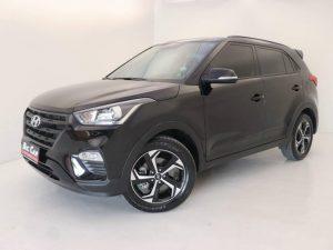 Foto numero 0 do veiculo Hyundai Creta Sport 2.0 16V Flex Aut - Preta - 2018/2018