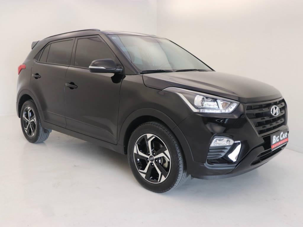Foto numero 2 do veiculo Hyundai Creta Sport 2.0 16V Flex Aut - Preta - 2018/2018