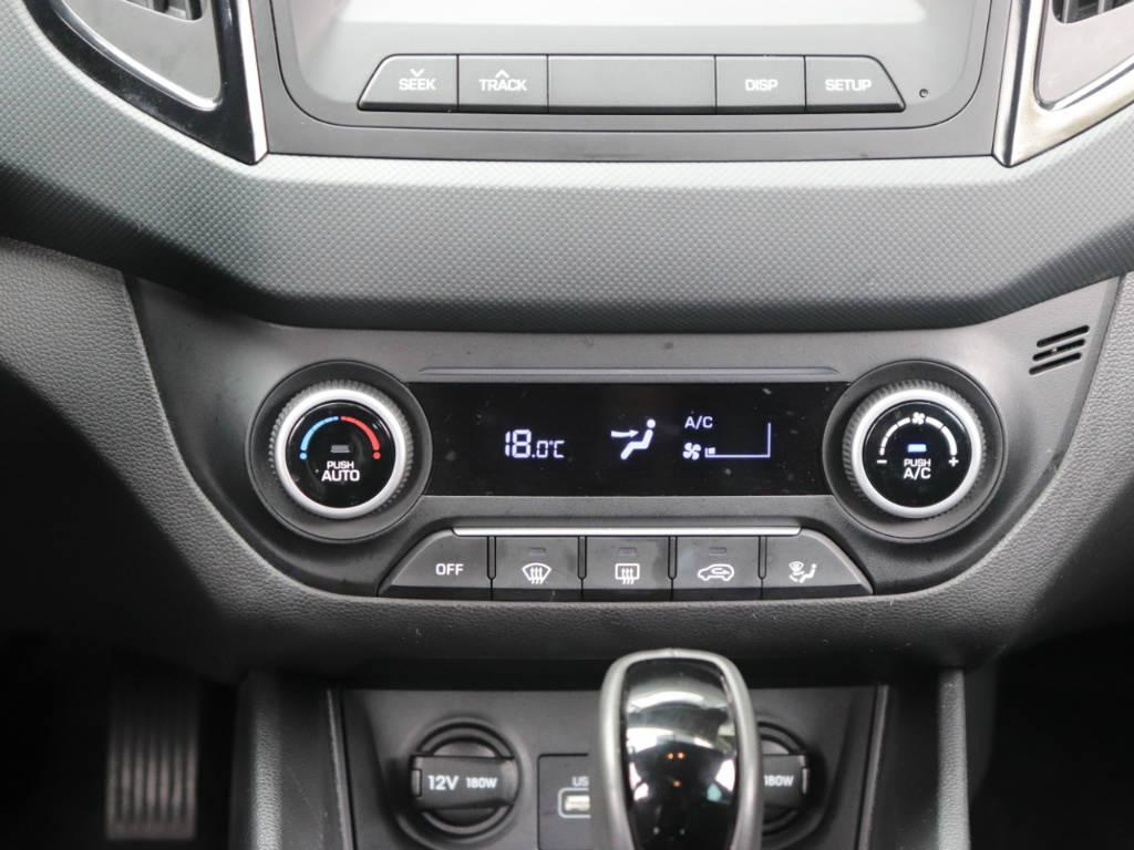Foto numero 11 do veiculo Hyundai Creta Sport 2.0 16V Flex Aut - Preta - 2018/2018