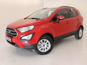 Foto numero 0 do veiculo Ford EcoSport SE 1.5 12V Flex Aut - Vermelha - 2019/2020