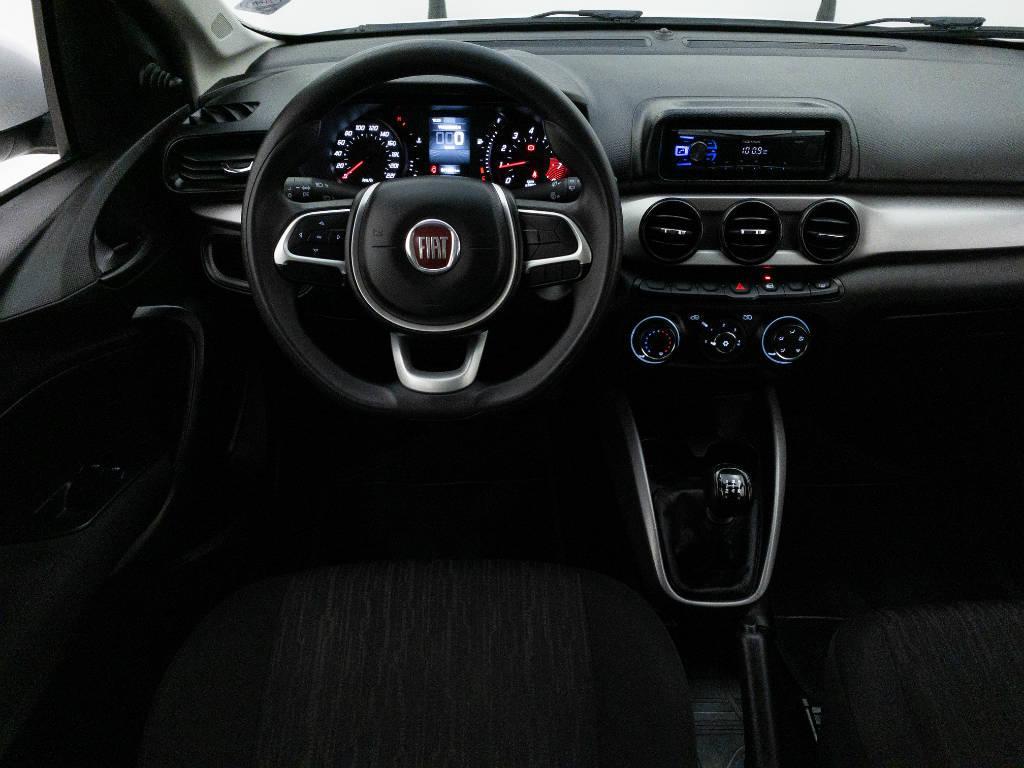 Foto numero 10 do veiculo Fiat Argo DRIVE 1.0 6V Flex - Branca - 2019/2020