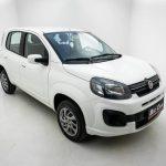 Foto numero 2 do veiculo Fiat Uno DRIVE FURGÃO 1.0 Flex 6V - Branca - 2018/2019