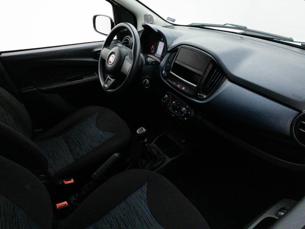 Foto numero 13 do veiculo Fiat Uno DRIVE FURGÃO 1.0 Flex 6V - Branca - 2018/2019
