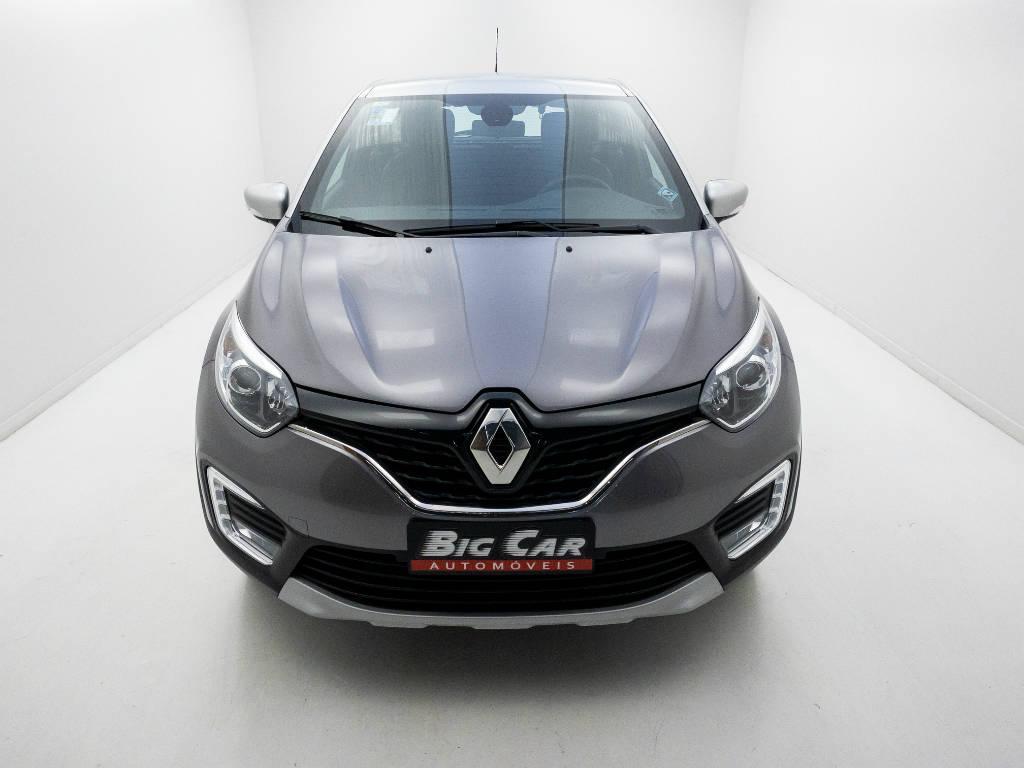 Foto numero 5 do veiculo Renault Captur Intense Bose 1.6 16V Flex Aut. - Cinza - 2020/2021