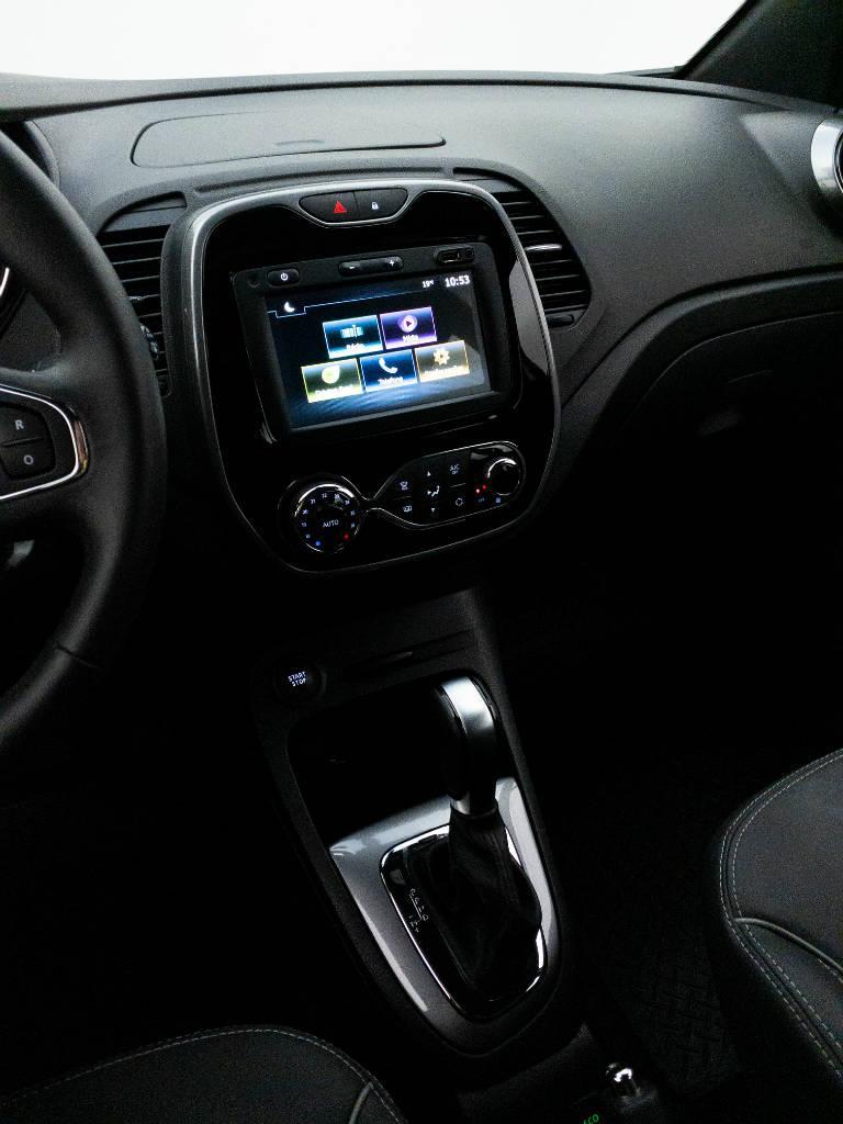 Foto numero 13 do veiculo Renault Captur Intense Bose 1.6 16V Flex Aut. - Cinza - 2020/2021