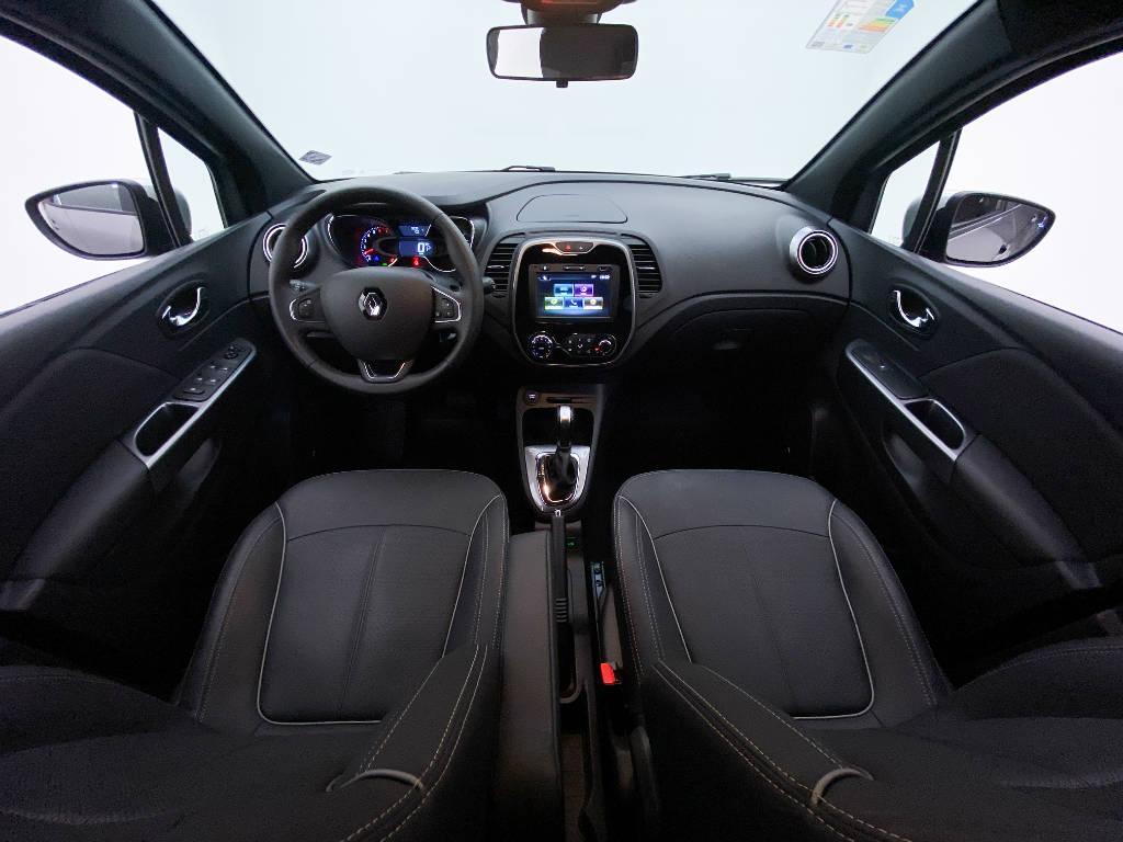 Foto numero 16 do veiculo Renault Captur Intense Bose 1.6 16V Flex Aut. - Cinza - 2020/2021