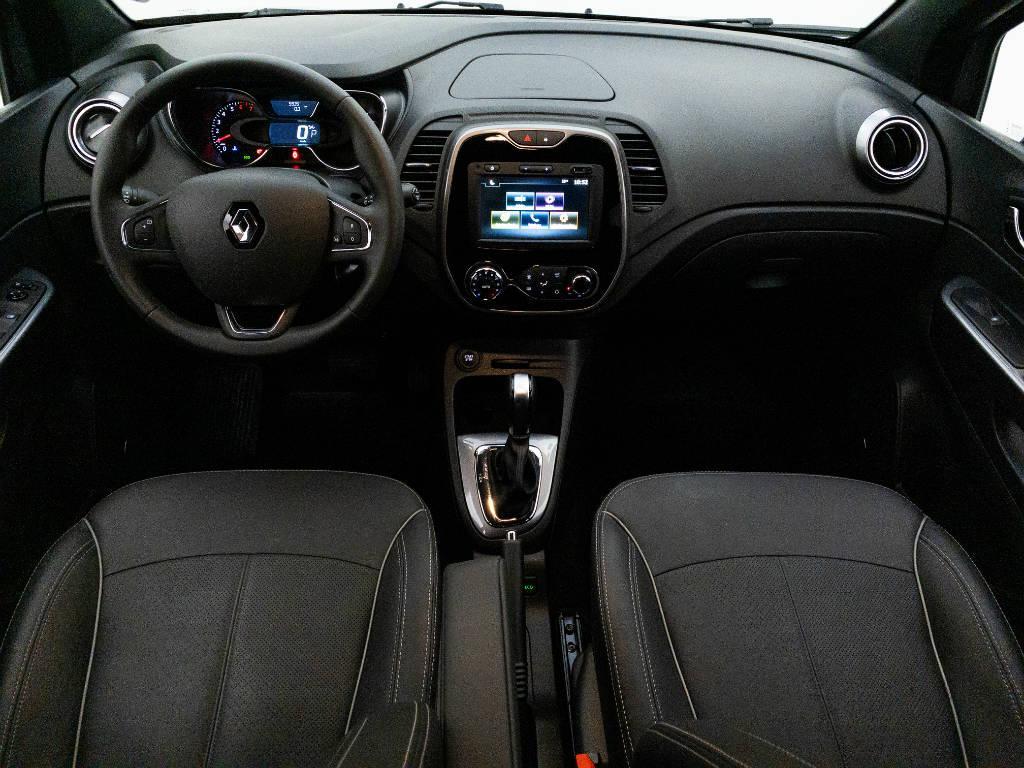 Foto numero 17 do veiculo Renault Captur Intense Bose 1.6 16V Flex Aut. - Cinza - 2020/2021