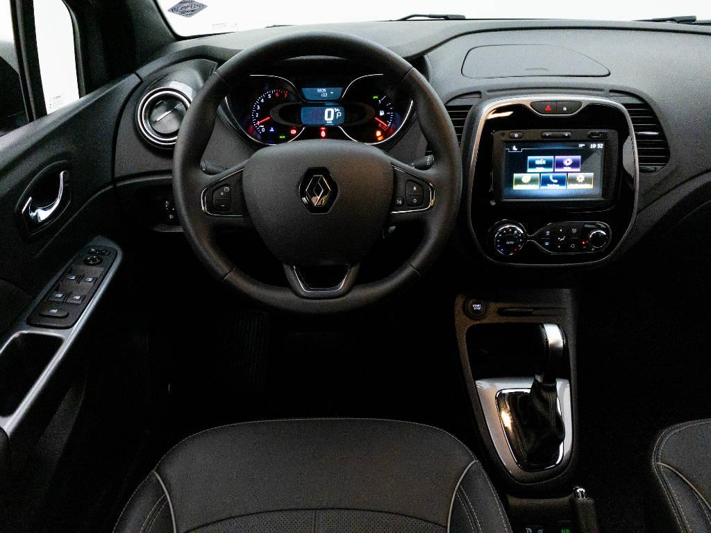 Foto numero 18 do veiculo Renault Captur Intense Bose 1.6 16V Flex Aut. - Cinza - 2020/2021