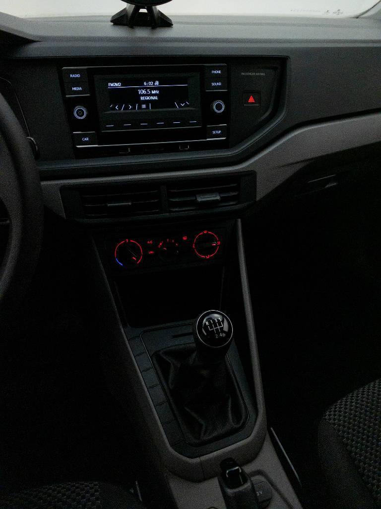 Foto numero 12 do veiculo Volkswagen Virtus 1.6 MSI Flex 16V Mec. - Cinza - 2019/2019