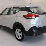 Foto numero 3 do veiculo Nissan Kicks S 1.6 16V FlexStart MT - Prata - 2020/2021