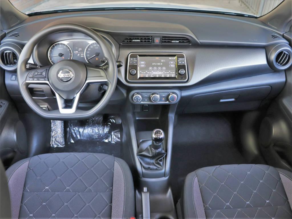Foto numero 7 do veiculo Nissan Kicks S 1.6 16V FlexStart MT - Prata - 2020/2021
