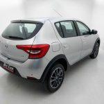 Foto numero 3 do veiculo Renault Sandero Intense Flex 1.6 16V Aut. - Prata - 2020/2021