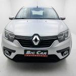 Foto numero 5 do veiculo Renault Sandero Intense Flex 1.6 16V Aut. - Prata - 2020/2021