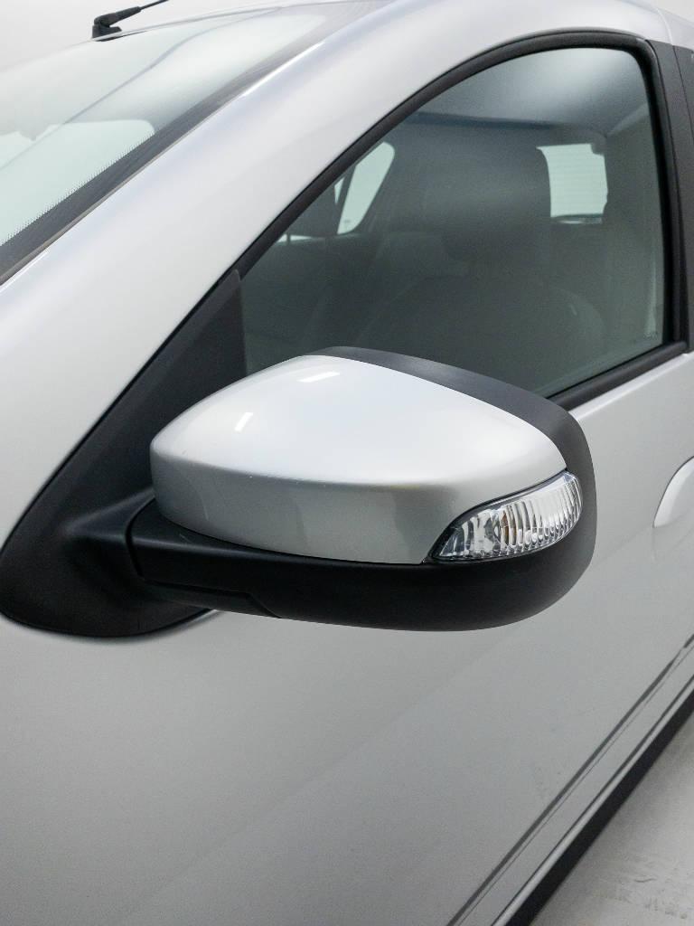 Foto numero 8 do veiculo Renault Sandero Intense Flex 1.6 16V Aut. - Prata - 2020/2021
