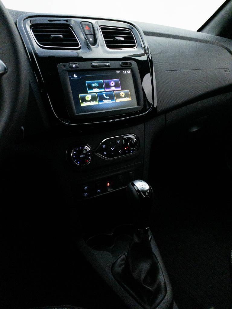 Foto numero 17 do veiculo Renault Sandero Intense Flex 1.6 16V Aut. - Prata - 2020/2021