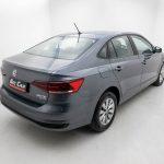 Foto numero 3 do veiculo Volkswagen Virtus Comfort. 200 TSI 1.0 Flex 12V Aut - Cinza - 2019/2020