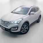 Foto numero 0 do veiculo Hyundai Santa Fé GLS 3.3 V6 4X4 Tiptronic - Prata - 2013/2014