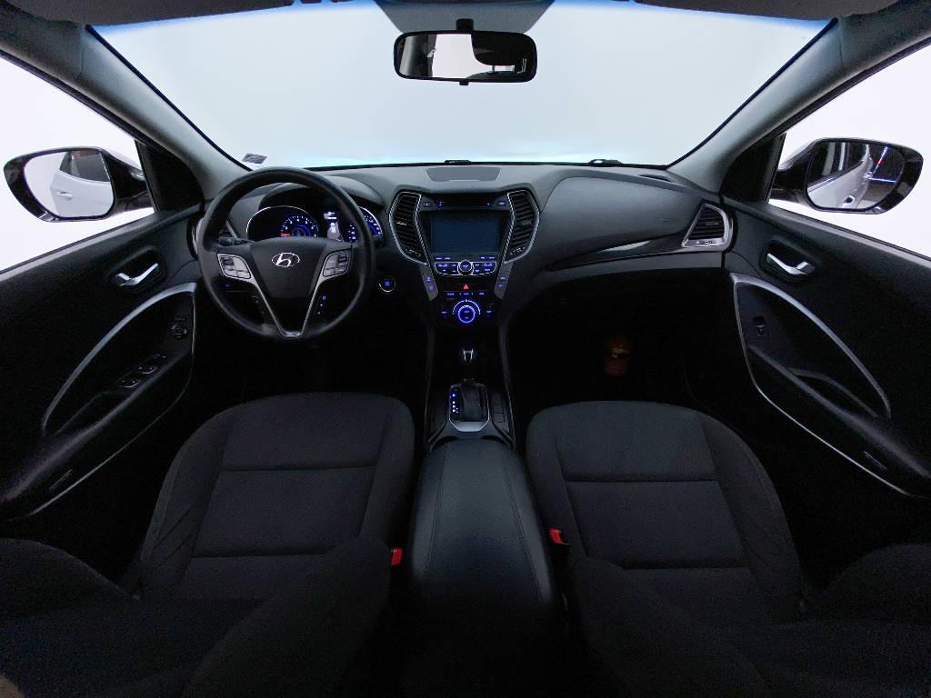 Foto numero 10 do veiculo Hyundai Santa Fé GLS 3.3 V6 4X4 Tiptronic - Prata - 2013/2014