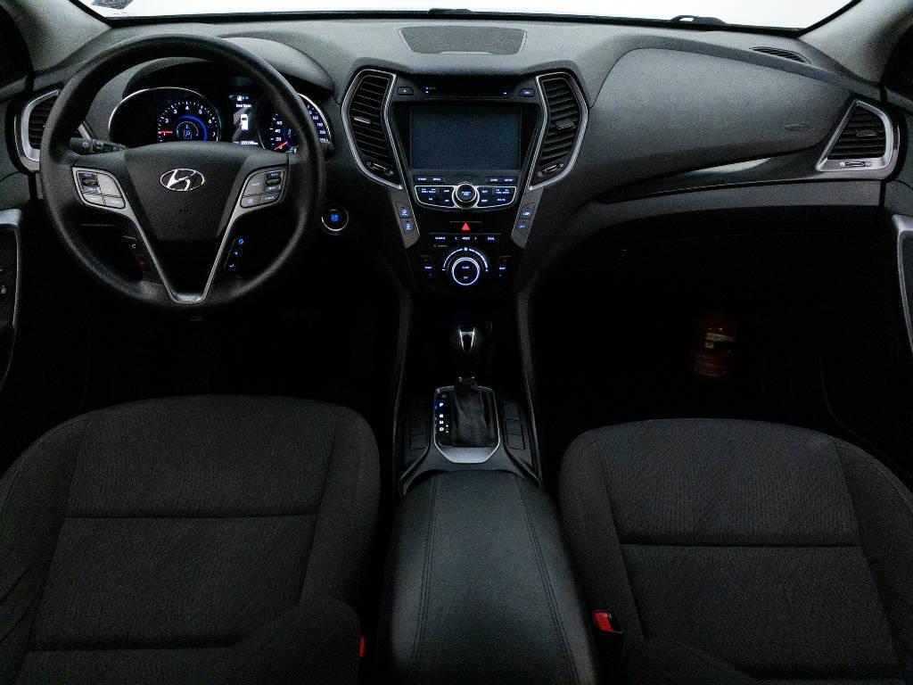 Foto numero 11 do veiculo Hyundai Santa Fé GLS 3.3 V6 4X4 Tiptronic - Prata - 2013/2014