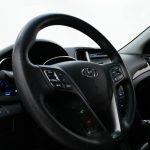 Foto numero 15 do veiculo Hyundai Santa Fé GLS 3.3 V6 4X4 Tiptronic - Prata - 2013/2014