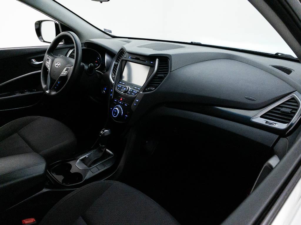 Foto numero 16 do veiculo Hyundai Santa Fé GLS 3.3 V6 4X4 Tiptronic - Prata - 2013/2014