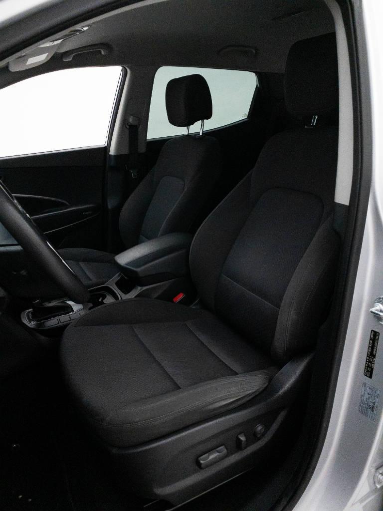 Foto numero 19 do veiculo Hyundai Santa Fé GLS 3.3 V6 4X4 Tiptronic - Prata - 2013/2014