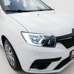 Foto numero 7 do veiculo Renault Sandero Life Flex 1.0 12V Mec. - Branca - 2019/2020