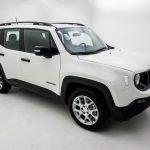 Foto numero 2 do veiculo Jeep Renegade Sport 1.8 4x2 Flex 16V Aut. - Branca - 2021/2021