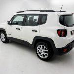 Foto numero 4 do veiculo Jeep Renegade Sport 1.8 4x2 Flex 16V Aut. - Branca - 2021/2021