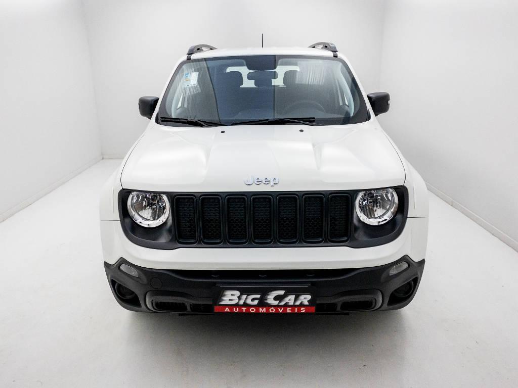 Foto numero 5 do veiculo Jeep Renegade Sport 1.8 4x2 Flex 16V Aut. - Branca - 2021/2021