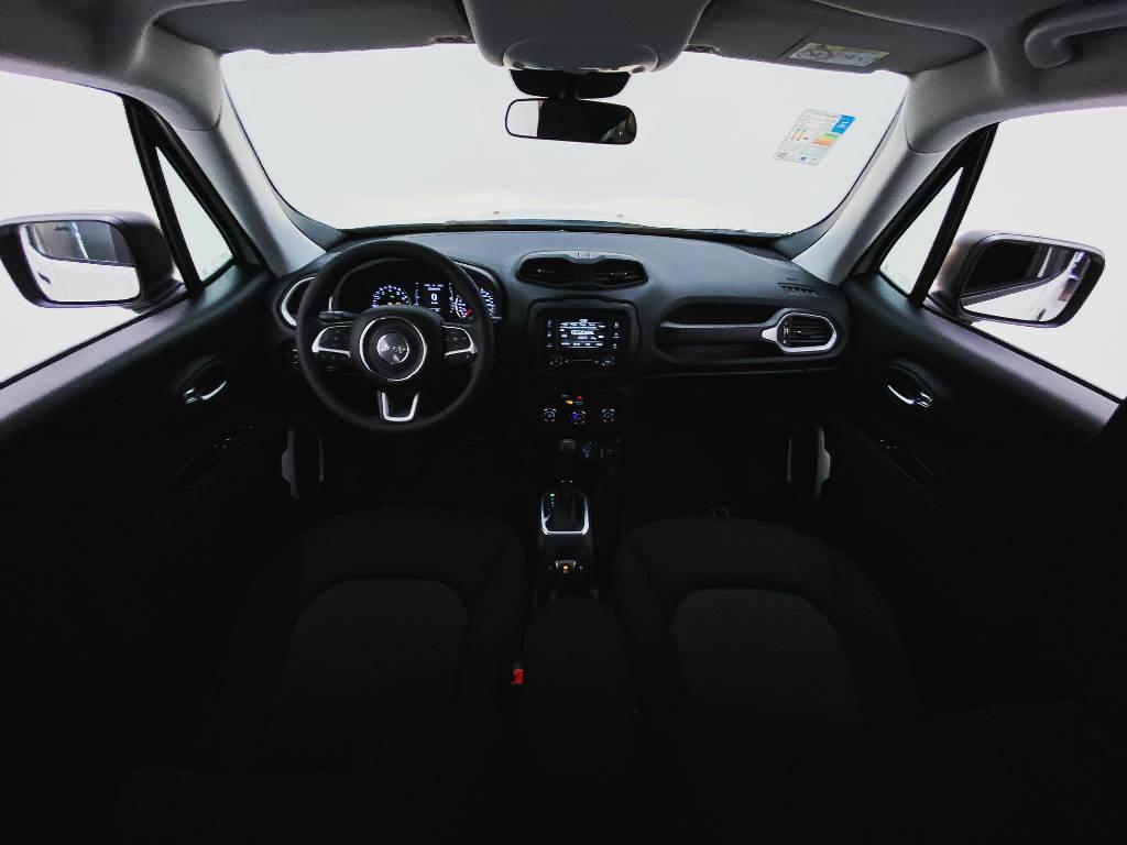 Foto numero 12 do veiculo Jeep Renegade Sport 1.8 4x2 Flex 16V Aut. - Branca - 2021/2021