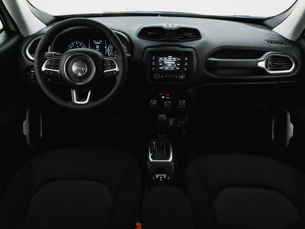 Foto numero 13 do veiculo Jeep Renegade Sport 1.8 4x2 Flex 16V Aut. - Branca - 2021/2021