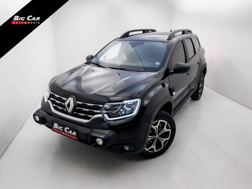 Foto numero 0 do veiculo Renault Duster Iconic 1.6 16V Flex Aut. - Preta - 2020/2021