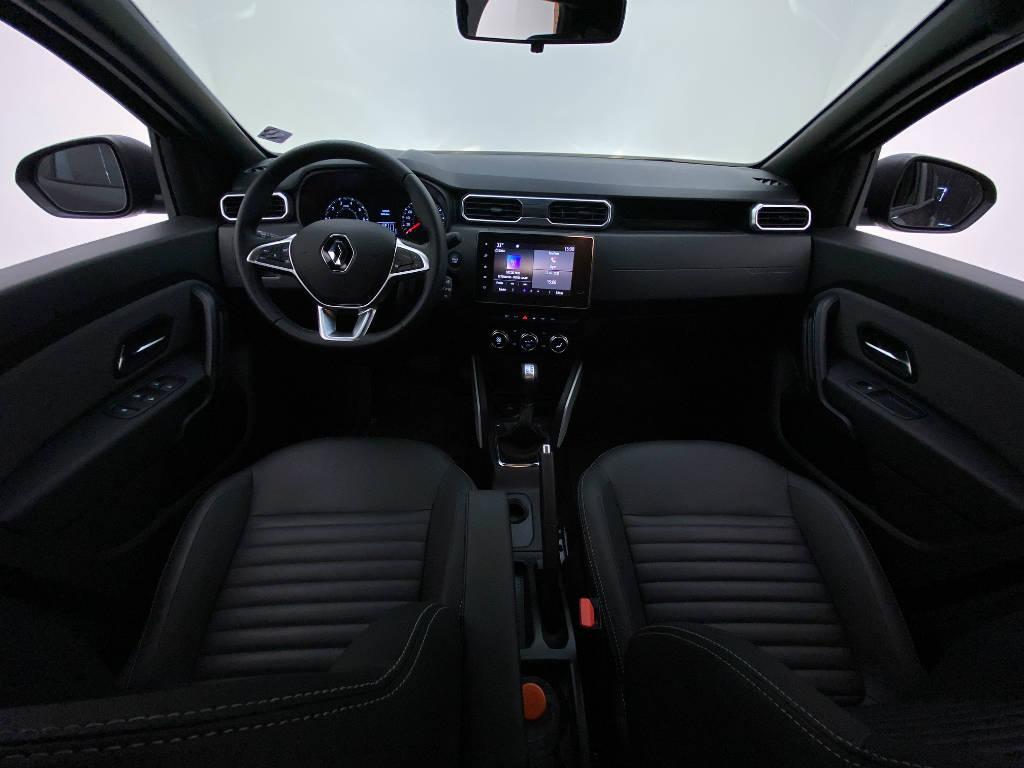Foto numero 11 do veiculo Renault Duster Iconic 1.6 16V Flex Aut. - Preta - 2020/2021