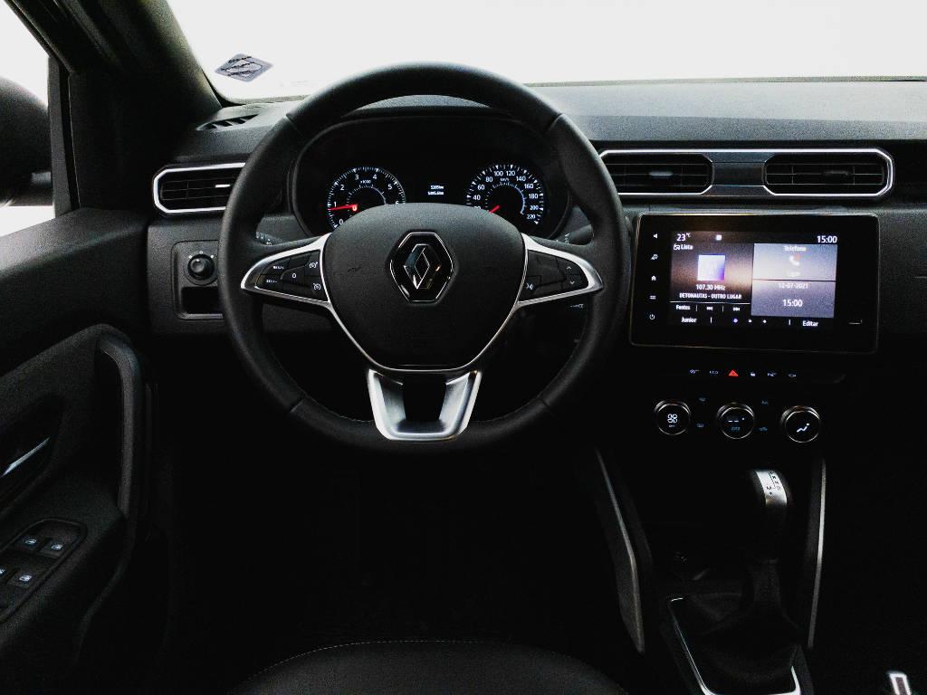 Foto numero 13 do veiculo Renault Duster Iconic 1.6 16V Flex Aut. - Preta - 2020/2021