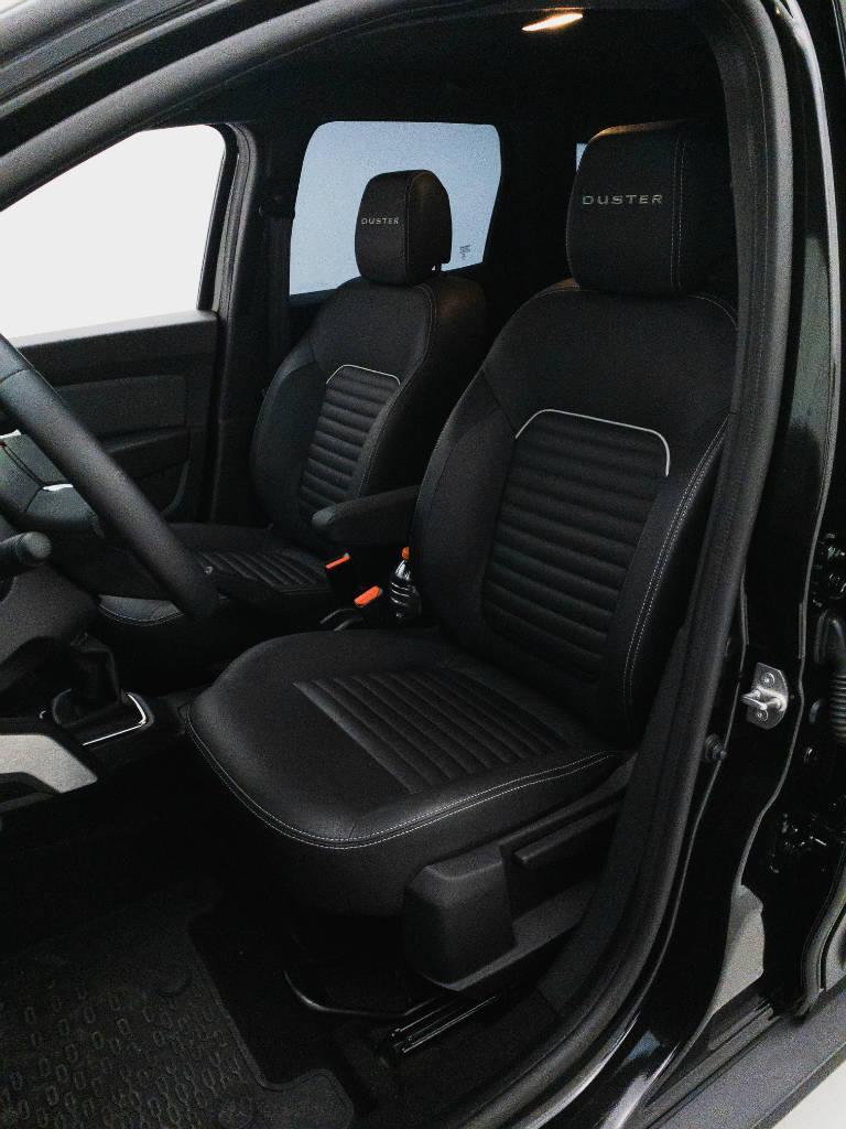 Foto numero 14 do veiculo Renault Duster Iconic 1.6 16V Flex Aut. - Preta - 2020/2021