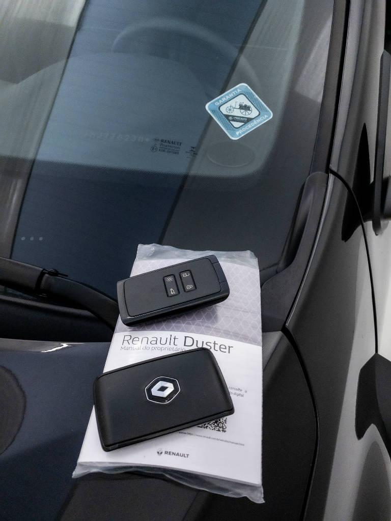 Foto numero 23 do veiculo Renault Duster Iconic 1.6 16V Flex Aut. - Preta - 2020/2021