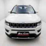Foto numero 5 do veiculo Jeep Compass LIMITED 2.0 4x2 Flex 16V Aut. - Branca - 2018/2018