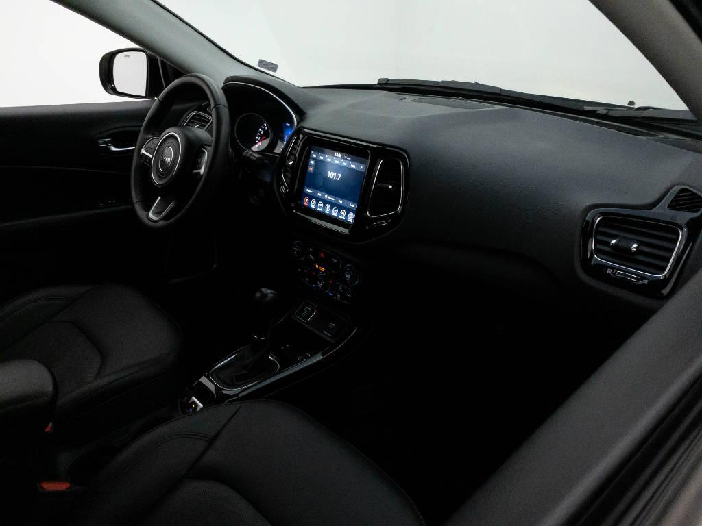 Foto numero 21 do veiculo Jeep Compass LIMITED 2.0 4x2 Flex 16V Aut. - Branca - 2018/2018