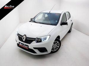 Foto numero 0 do veiculo Renault Logan Life Flex 1.0 12V Mec. - Branca - 2019/2020